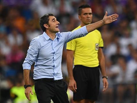 Real 2-0 Barca Khi Valverde mo mam trong bong toi hinh anh 2