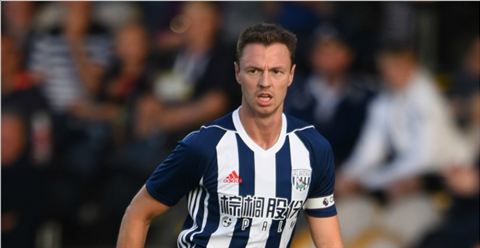 West Brom muon nhanh chong ban trung ve Jonny Evans  hinh anh 2