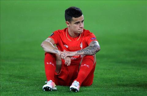 Klopp da lua doi CDV Liverpool ve Coutinho suot thoi gian qua hinh anh
