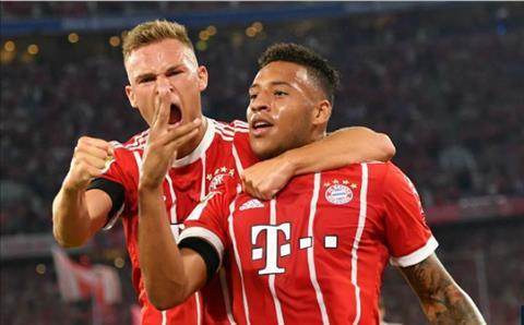 Tong hop: Bayern Munich 3-1 Leverkusen (Vong 1 Bundesliga 2017/18)