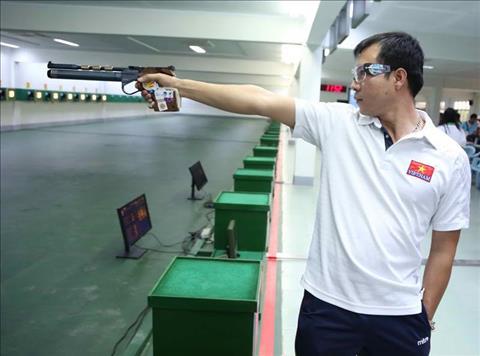 Hoang Xuan Vinh Vo dich Olympic, van lo roi vang SEA Games hinh anh 2