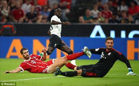 Tong hop Bayern Munich 0-3 Liverpool (Giao huu) hinh anh