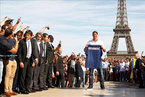 Cap ben PSG, Neymar cho Ibra lui sau vao di vang hinh anh