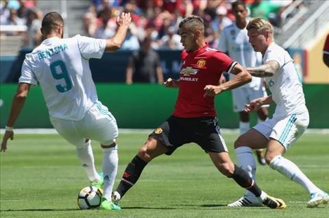 Goc MU Khong Perisic, Mourinho hay hai long voi Pereira hinh anh