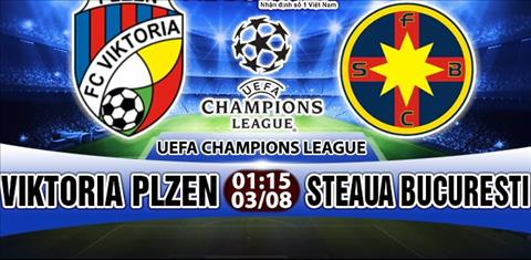 Nhan dinh Viktoria Plzen vs Steaua Bucuresti 01h15 ngay 38 (So loai Champions League) hinh anh