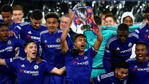 Chelsea tre vo dich FA Cup