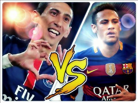 Neymar sap doi cho Angel di Maria hinh anh 2