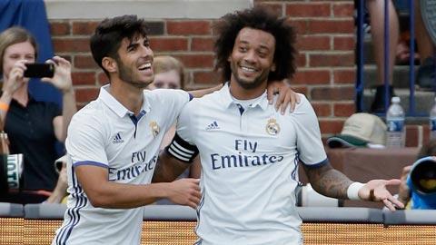 Nhan dinh Ngoi sao MLS vs Real Madrid 07h30 ngay 38 (Giao huu) hinh anh