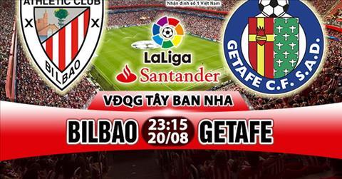 Nhan dinh Bilbao vs Getafe 23h15 ngay 208 (La Liga 201718) hinh anh