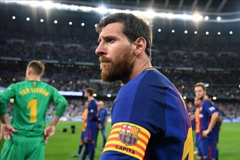 Messi va dong doi Barca