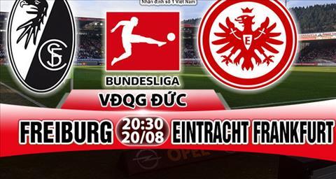 Nhan dinh Freiburg vs Frankfurt 20h30 ngay 208 (Bundesliga 201718) hinh anh