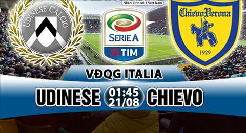 Nhan dinh Udinese vs Chievo 01h45 ngay 218 (Serie A 201718) hinh anh