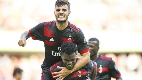 Nhan dinh Crotone vs AC Milan 01h45 ngay 218 (Serie A 201718) hinh anh