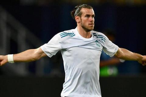 MU len ke hoach mua tien ve Gareth Bale hinh anh