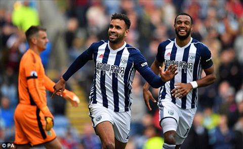 Tong hop Burnley 0-1 West Brom (Vong 2 NHA 201718) hinh anh
