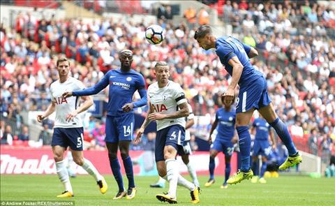 Thay gi sau tran Tottenham 1-2 Chelsea hinh anh