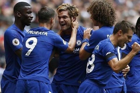Chelsea 2-1 Tottenham