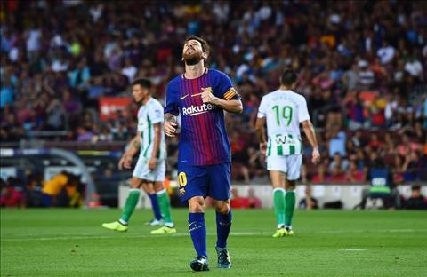 Messi cua Barca bo lo nhieu co hoi