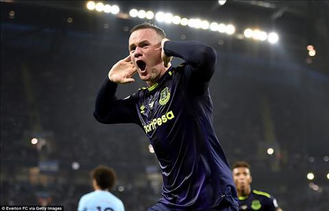Man City 1-1 Everton Mat nguoi trong ca hiep 2, Man xanh danh cua diem tren san nha hinh anh
