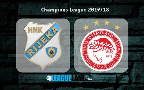 Nhan dinh Rijeka vs Olympiakos 01h45 ngay 238 (Champions League 201718) hinh anh