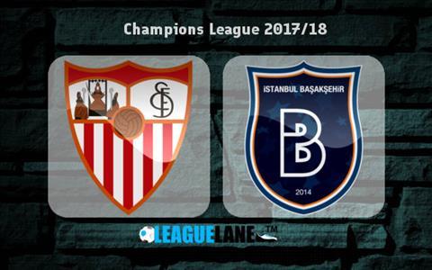 Nhan dinh Sevilla vs Basaksehir 01h45 ngay 238 (Champions League 201718) hinh anh