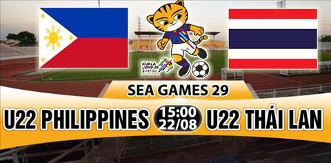 Nhan dinh U22 Philippines vs U22 Thai Lan 15h00 ngay 228 (Sea Games 29) hinh anh