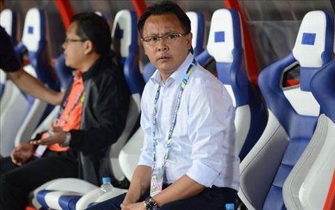 HLV U22 Malaysia muon gap doi thu nao o ban ket hinh anh