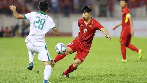 U22 Viet Nam khong nen phu thuoc qua nhieu vao Cong Phuong.