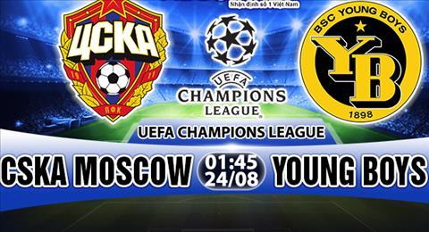 Nhan dinh CSKA Moscow vs Young Boys 01h45 ngay 248 (Champions League 201718) hinh anh