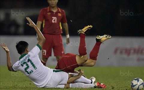 Nhung thach thuc cho doi U22 Viet Nam o tran gap Thai Lan hinh anh 2