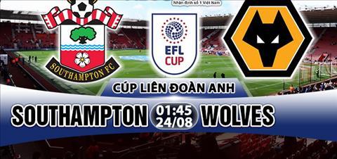 Nhan dinh Southampton vs Wolves 01h45 ngay 248 (Cup Lien doan Anh 201718) hinh anh
