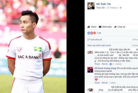 U22 Viet Nam vs U22 Thai Lan Co nen dat tat ca vao Tuan Tai hinh anh