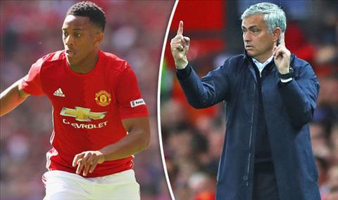 Mourinho hua khong de lang phi tien dao Martial hinh anh 2