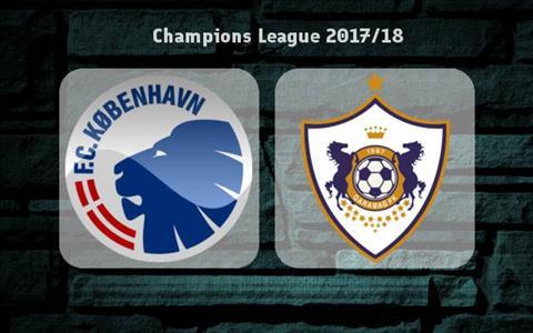 Nhan dinh Copenhagen vs Qarabag 01h45 ngay 248 (Champions League 201718) hinh anh