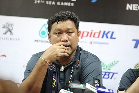 HLV Olympic Thái Lan vẫn hy vọng sẽ được đối đầu Olympic Việt Nam hình ảnh