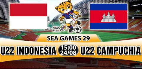 Nhan dinh U22 Indonesia vs U22 Campuchia 15h00 ngay 248 (Sea Games 29) hinh anh
