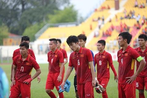 Xuan Truong gui loi xin loi den NHM vi that bai o SEA Games hinh anh