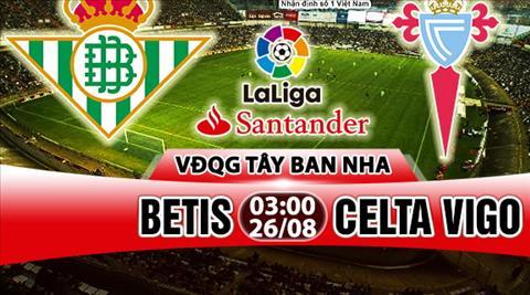 Nhan dinh Betis vs Celta Vigo 03h15 ngay 268 (La Liga 201718) hinh anh