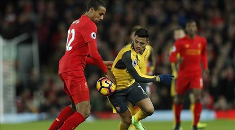 Klopp tang boc Wenger truoc tran Liverpool vs Arsenal hinh anh