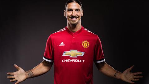 Nguoi Arsenal chia nga khi Ibrahimovic tai hop voi Man Utd hinh anh