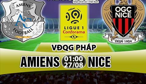 Nhan dinh Amiens vs Nice 01h00 ngay 278 (Ligue 1 201718) hinh anh