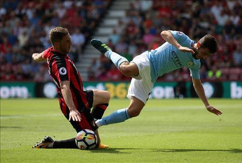 Mendy va Silva, chao mung den voi Premier League! hinh anh