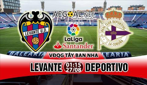 Nhan dinh Levante vs Deportivo 01h15 ngay 278 (La Liga 201718) hinh anh