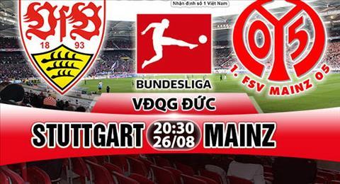 Nhan dinh Stuttgart vs Mainz 20h30 ngay 268 (Bundesliga 201718) hinh anh