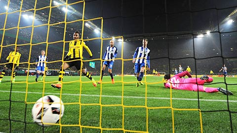 Nhan dinh Dortmund vs Hertha Berlin 23h30 ngay 268 (Bundesliga 201718) hinh anh