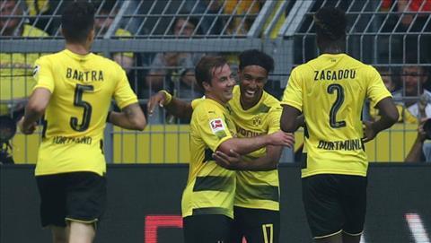 Tong hop Dortmund 2-0 Hertha Berlin (Vong 2 Bundesliga 201718) hinh anh