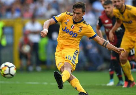 Tong hop Genoa 2-4 Juventus (Vong 2 Serie A 201718) hinh anh