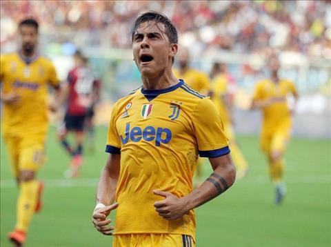 Genoa 2-4 Juventus Hattrick cua tieu Messi hinh anh