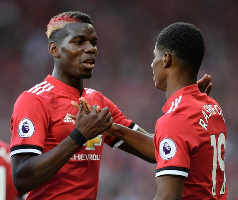 Du am MU 2-0 Leicester Bung no voi dong co Pogboom hinh anh 2