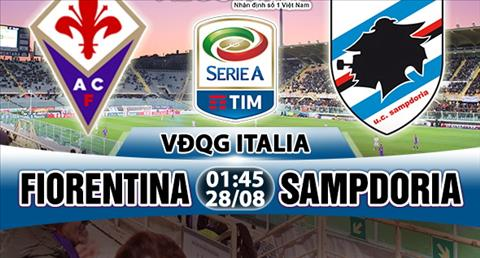 Nhan dinh Fiorentina vs Sampdoria 01h45 ngay 288 (Serie A 201718) hinh anh